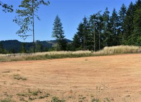 Buildable 18.22 acre parcel, Well, building site, Power on rd. along property line